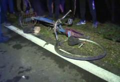 Accident mortal in Prahova, la Draganesti. Un biciclist care nu purta vesta reflectorizanta a fost spulberat de o masina