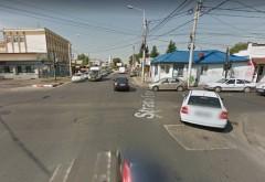 Accident in Ploiesti, la Cioceanu. Un barbat a fost lovit de un taxi