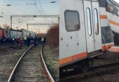 SURSE/ Mecanicul care a provocat accidentul feroviar din Ploiești a ignorat semnalul de oprire