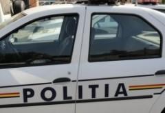 Accident pe Valea Prahovei. O masina de Politie aflata in misiune, pe contrasens, a lovit frontal un autoturism