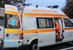Accident in Ploiesti, pe strada Cameliei. Un copil de 5 ani a ajuns la spital
