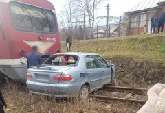 O tanara din Prahova, care avea permis de cateva zile, a reusit sa se salveze in ultima clipa. La un pas de tragedie in Maneciu