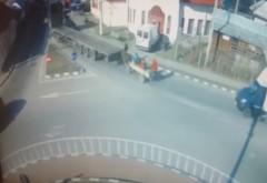 VIDEO - Șofer de TIR căutat în Prahova și județele vecine, după ce a fugit de la locul unui accident în care au fost implicați și copii