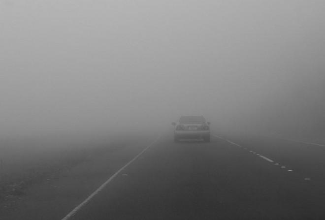 Atentie, soferi! Pe drumurile din Prahova se circula in conditii de vizibilitate redusa. Anuntul Politiei