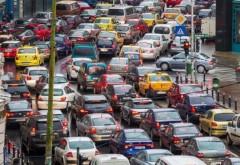 În România circulă aproape 8 milioane de maşini si numarul inmatricularilor creste in ritm alarmant
