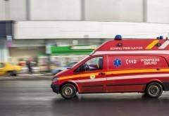 Accident in Ploiesti, langa West Mall. Un pieton a fost lovit pe trecere