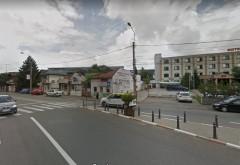 O femeie a fost lovita de masina, pe trecerea de pietoni din dreptul Hotelului Forum