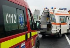 Accident cu 3 masini in Ploiesti, pe Democratiei. 3 pietoni au fost raniti