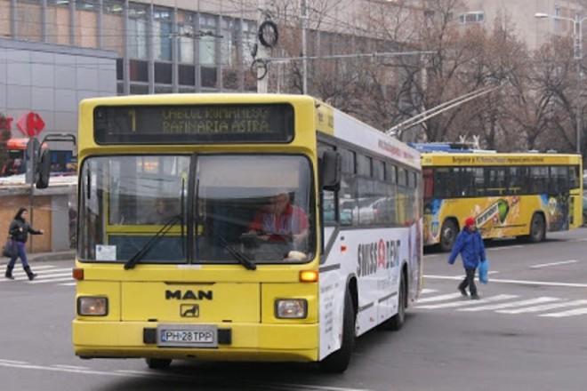 Noi modificari in orarul TCE Ploiesti. Care sunt intervalele in care vor circula autobuzele incepand de joi, 26 martie