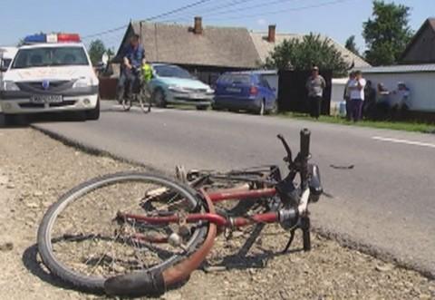 Un biciclist a fost gasit decedat pe DN1B, la Valea Calugareasca