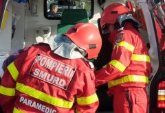 Accident MORTAL in Prahova, pe Cerasu. O femeie de 40 de ani a decedat dupa ce a fost lovita de masina in timp ce mergea pe marginea drumului