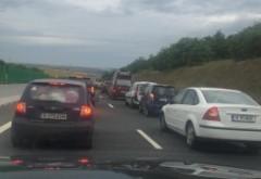 Șoferii au fost prudenți în mini-vacanța de Rusalii. Accidentele din trafic, în scădere față de anul trecut