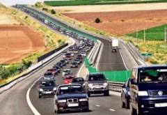 Atenție, șoferi! CNAIR anunță restricții pe drumurile către mare, din 1 iulie