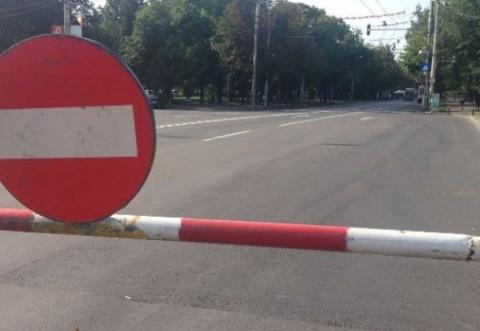 Circulația va fi închisă pe Bulervadul Castanilor, în weekend