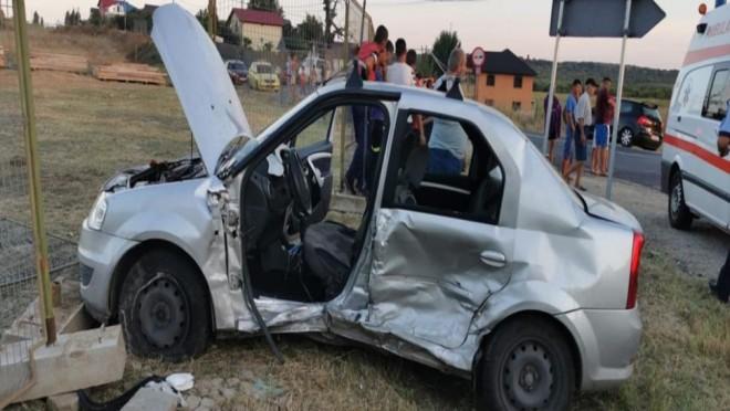 Accident grav la Valea Calugareasca. 4 victime