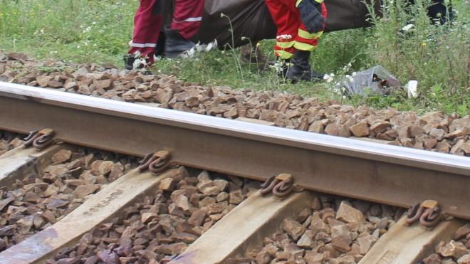 Al doilea accident feroviar MORTAL, produs in Prahova. O femeie a murit pe loc, lovita de tren, la Campina