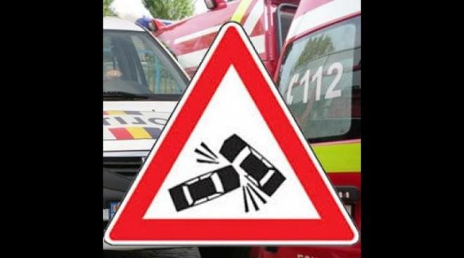 Accident în Ploiești, in zona stadionului. Doua mașini implicate, o victima