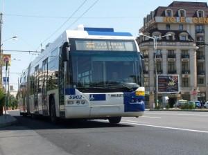Traseul 202 va circula pe ruta ocolitoare, pe sensul spre Sud