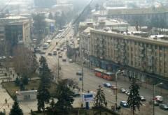 Ploiestiul, un oraş fară marcaje rutiere