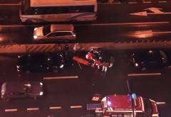 Pieton lovit de masina, in Bariera Bucuresti. Soferul a fugit de la locul accidentului
