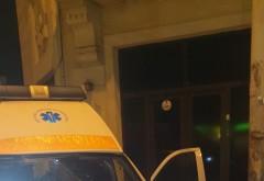 EXCLUSIV! Accident grav in zona Hotelului Prahova. O Ambulanta si o masina Bolt s-au facut praf
