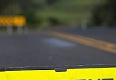 Accident pe DN1, intre Barcanesti si Romanesti. O masina s-a rasturnat langa parapetul de pe mijlocul drumului