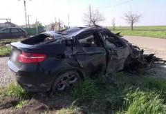 Tânărul care a provocat accidentul din Prahova în care și-a omorât doi prieteni era beat și nu avea permis