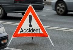 Accident pe DN1, la Barcanesti. Doua masini implicate, o victima