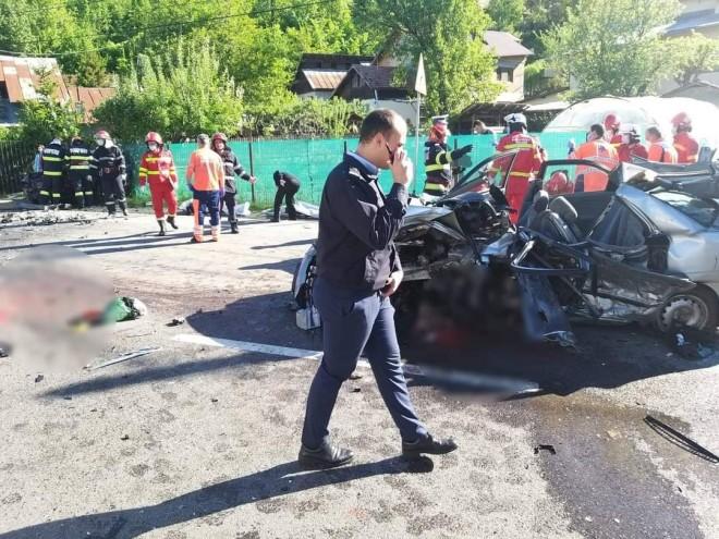 Cine sunt cei 5 barbati morti in accidentul de la Nistoresti, DN1 si cum s-a produs nenorocirea