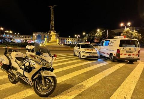 """Le-au amuţit tobele! Politia si RAR au mai lasat 9 smecherasi fara permis, dupa o actiune impotriva """"cazanelor"""", in Ploiesti"""