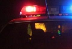 Accident marti noapte, pe Soseaua Vestului. Un sofer de 21 de ani a lovit o femeie si a intrat cu masina intr-un copac