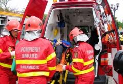 E jale pe DN1! Sensul spre Brasov, blocat din cauza unui accident