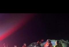 Accident grav in Blejoi. O dubita a intrat frontal intr-un TIR, doi barbati au fost raniti