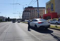 Politia Rutiera, din nou in actiune, in Ploiesti