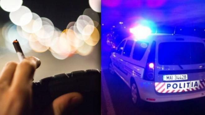 Ploiesti: Un sofer praf de drogat a provocat un accident in zona Garii de Sud. Comportamentul delirant i-a socat pe politisti