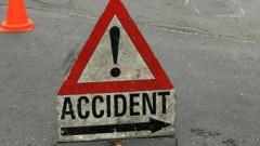 Accident RUTIER pe DN1, la Posada