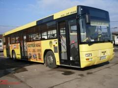 Traseele autobuzelor, deviate cu ocazia meciului de pe Ilie Oana