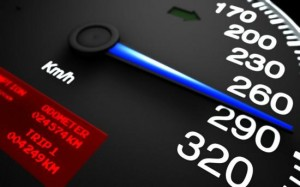 Şofer prins cu o viteză HALUCINANTĂ pe autostrada Bucureşti-Ploieşti