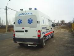 Femeie lovită de un autoturism pe DN1, în zona Paralela 45