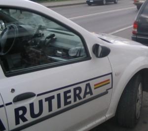 Accident pe bulevardul Republicii din Ploieşti