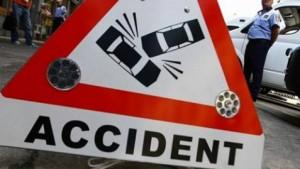 Accident rutier în Ploieşti. O persoană a fost RĂNITĂ