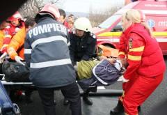 Accident GRAV de circulaţie în Măneciu