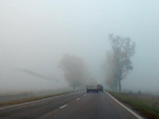 Atenţie, şoferi! CEAŢĂ pe mai multe şosele din Prahova, inclusiv pe A3