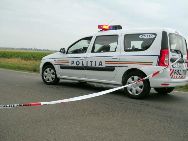 Copil lovit de mașină în Florești