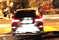 Șofer amenințat cu un PISTOL în centrul Ploieștiului VIDEO