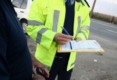 Sute de AMENZI aplicate șoferilor prahoveni în 24 de ore