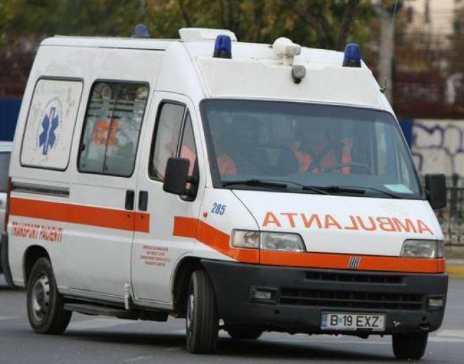 Accident TERIBIL pe DN1. Cinci fotbalişti de la Dinamo se aflau în maşină