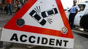 Accident pe DN1. O persoană este RĂNITĂ
