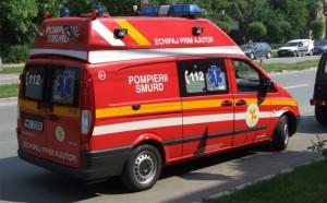 Accident TERIBIL in Campina. Doua femei au fost SPULBERATE de pe trecerea de pietoni