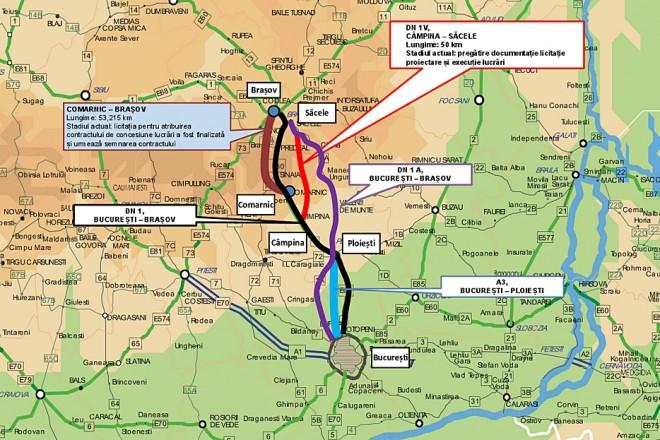 Drum judeţean, transformat în DRUM NAŢIONAL. Ce alte planuri mai are ministrul Transporturilor în Prahova